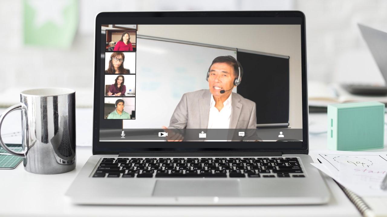 Virtual Classroom Flip